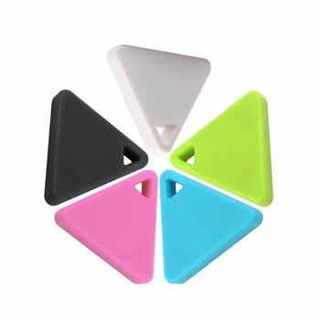 5 pcs/lot New Smart Wireless Bluetooth 4.0 Key Finder iTag Phone Tracker Alarm Anti Lost Tracker Alarm GPS Locator
