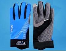 Glv812 Summer Men s sports outdoor cycling long finger font b gloves b font antiskid touch
