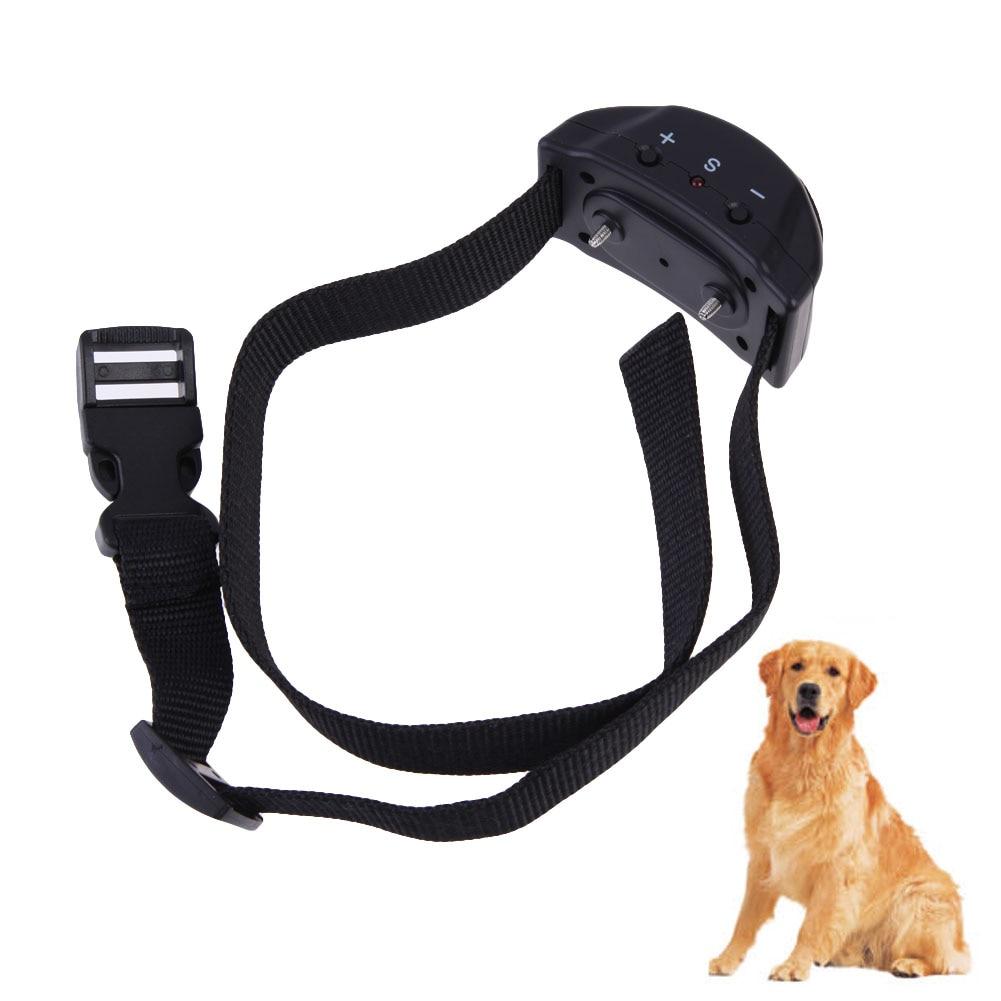 Top venta PET853 Anti-Bark No Barking Tone Shock Collar de - Productos animales