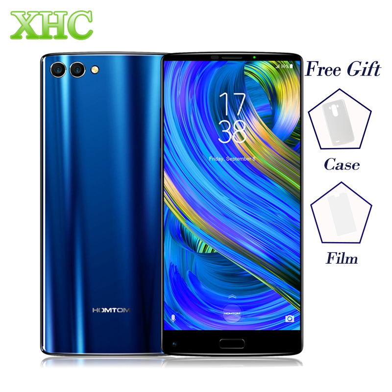 HOMTOM S9 Plus 5 99 Smartphones MTK6750T Octa Core 4GB 64GB Cellphones 4050mAh 13MP 16MP Cameras