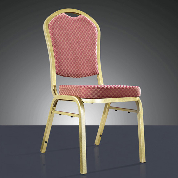 quality strong stacking metal hotel banquet chair LQ-T8026 wholesale quality strong aluminum hotel banquet chair lq l1038