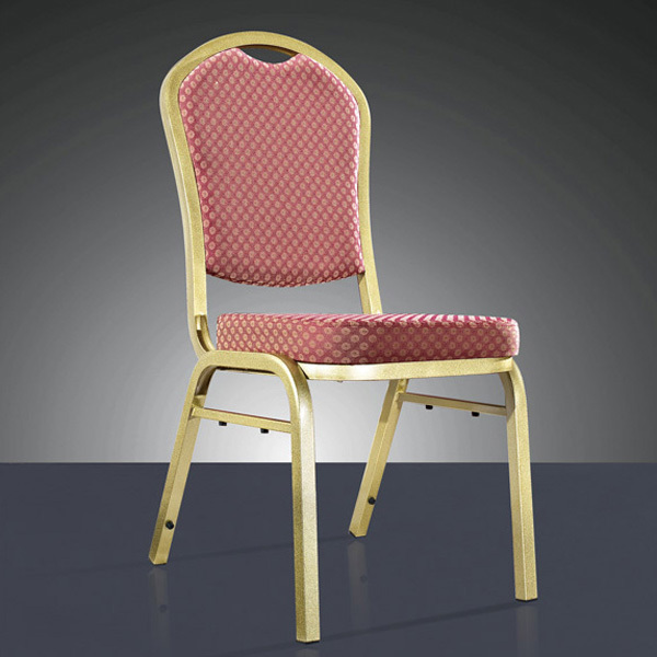 quality strong stacking metal hotel banquet chair LQ-T8026