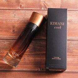 JEAN MISS 105ml Perfume para hombres portátil clásico de Perfume para caballero duradero fragancia cuerpo Spray botella de vidrio masculino MP53