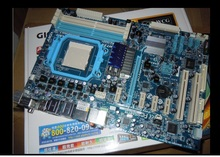 GA-MA770-US3 DDR2 AM2 AM3 940 broches 5 PCI-E carte mère