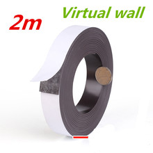 2m  Virtual tape Protective wall for replacement Xiaomi MI Robot Neato XV botvac Robotic BotVac 70e D75 D80 D85 xiaomi vacuum 2