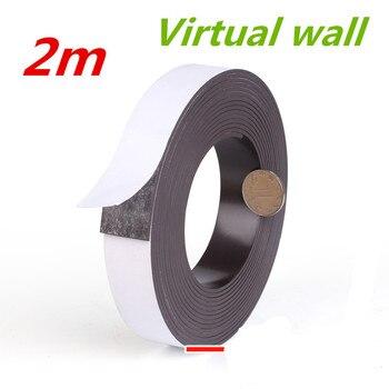 2m  Virtual tape Protective wall for replacement Xiaomi MI Robot Neato XV botvac Robotic BotVac 70e D75 D80 D85 xiaomi vacuum 2