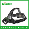 Hot sale Rechargeable Zoomable 2000LM Cree T6 LED Headlamp Headlight 18650 Bicycle Flashlight Head Linterna Outdoor Hiking 7021