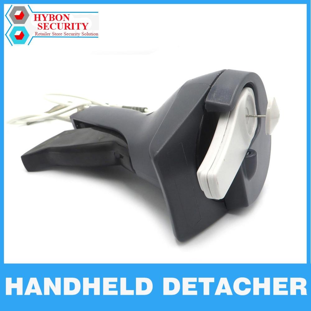HYBON Security Detacher EAS Handheld Gun Security Tag Remover Clothes Magnet Supermarket Hard Tag Detacher Lockpick