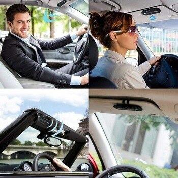 العالمي سيارة بلوتوث الموسيقى استقبال الصوت مع شاحن USB مزدوج لشركة هيونداي i40 جيتز سولاريس أكسنت i30 ix35 إلنترا سانتا في