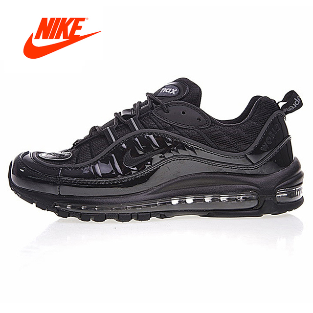 21be0138fdf Original New Arrival Authentic Nike Air Max Supreme 98 Mens Running Shoes  Sneakers Outdoor Walking Jogging Sneakers Comfortable