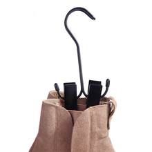 Boot-Clip Clothes-Hats Hang-Shoes Steel PVC And for Various Daily-Necessities Upright