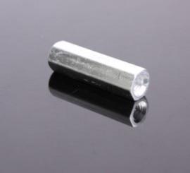Tornillo de columna Hexagonal de 20MM con dos extremos rosca M3 para Multi-axis Flyer 6061-T6 aleación de aluminio 10 unids/bolsa