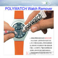 Free shipping POLYWATCH Watch Crystal Remover Polish scratches of Watch Plastic / Acrylic Crystal Glass wholesale