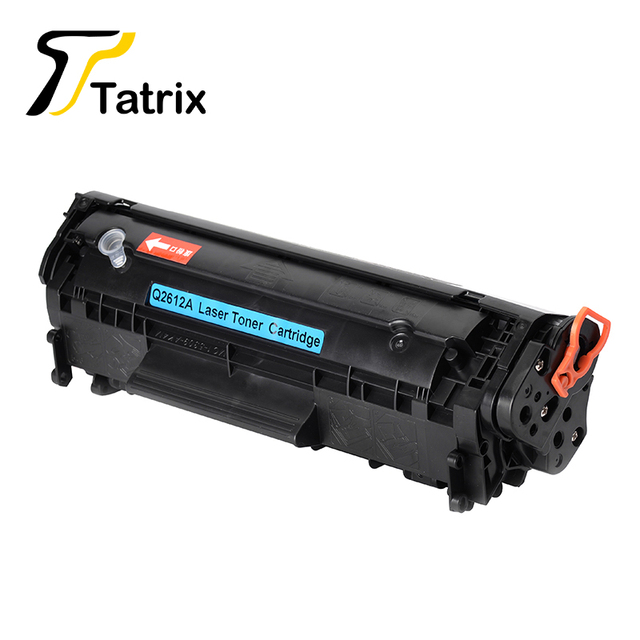 12A For HP 2612A Refillable Compatible Toner Cartridge For HP HP LaserJet 1010 1012 1015 1018 1022 1022N 1020 3015MFP Printer 4
