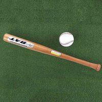 Bóng Chày gỗ Bat Bằng Gỗ Softball Bat Trẻ Em Người Đàn Ông Phụ Nữ Bóng Chày Người Mới Bắt Đầu Đào Tạo Thiết Bị Tập Thể Dục