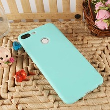 Cyato Candy Color Silicone Case For Huawei Honor 9 Lite Soft Back Cover Matte Cute Ultra Thin TPU Shell