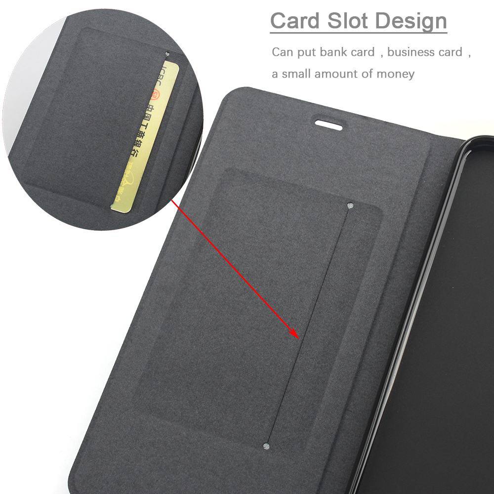 Original High Quality Leather Case For Huawei Honor Play 7C Case Flip Shell For Play7CCover Fashion Funda Coque Bags Phone Cases in Flip Cases from Cellphones Telecommunications