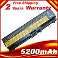 5200 mah batería recargable para l512 t410 thinkpad e40 e50 e420 e425 e520 t420 sl410 sl410 l520 42t4737 42t4849 57y4186 42t4793
