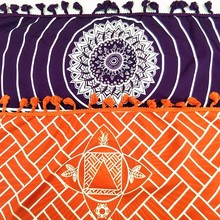 Polyester Cotton Bohemia India Mandala Blanket