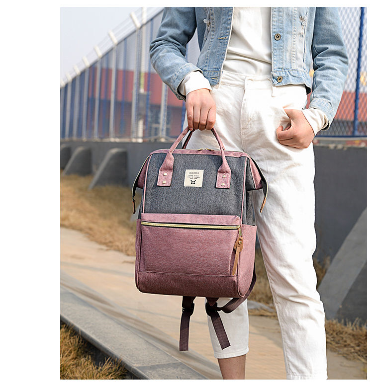 HTB11NkKPPTpK1RjSZKPq6y3UpXaO 2019 Korean Style oxford Backpack Women plecak na laptopa damski mochila para adolescentes school bags for teenage girls
