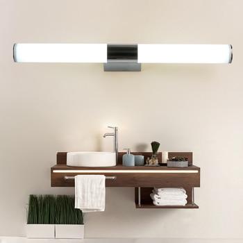 Cuarto de baño espejo de Led luz 12 W 16 W 22 W modernas lámparas de ...