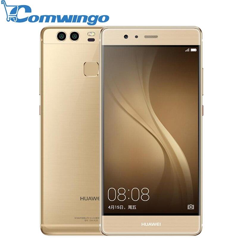 Original New Huawei P9 4G LTE Mobile Phone Kirin 955 Android 6.0 5.2