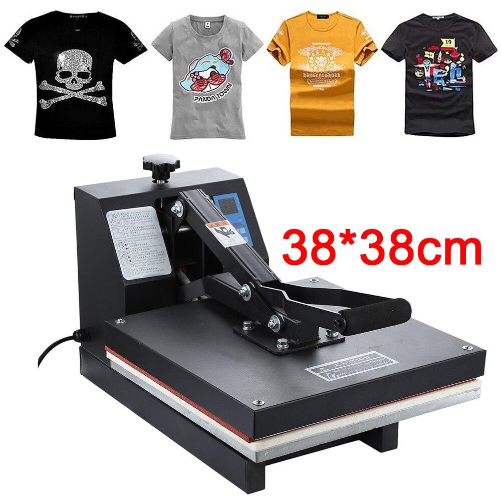 Pod wysokim ciśnieniem 38x38CM maszyna do nadruków na koszulkach drukarka sublimacyjna przenikania ciepła torby skrzynki Puzzle drewna szkła zdjęcia rocka
