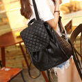 stacy bag 032816 hot sale lady fashion travel backpack female PU leather bag