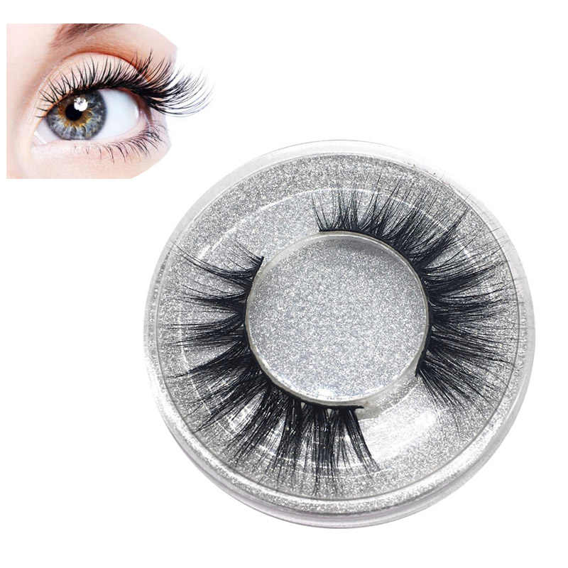 False Eyelashes Hair Natural Cross False Eyelashes Long Messy Makeup Fake Eye Lashes Extension Make Up Beauty Tools