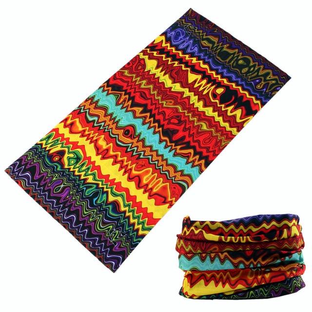 731-790 Cheapest Bicycle bandanas seamless bandanas washouts Riding mask bicycle scarf for men Bike Magic Sport Headband