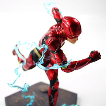 Anime shop The Flash action figure Marvel toy Superhero toys