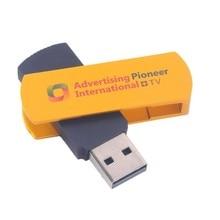 Multifonctionnel D'or USB Worldwide Internet TV et Radio Lecteur Dongle
