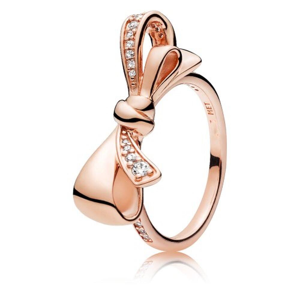 Модные плетеные кольца с кристаллами для женщин, золото/серебро/розовое золото, тонкое женское кольцо, вечерние ювелирные изделия для помолвки - Цвет основного камня: RG004