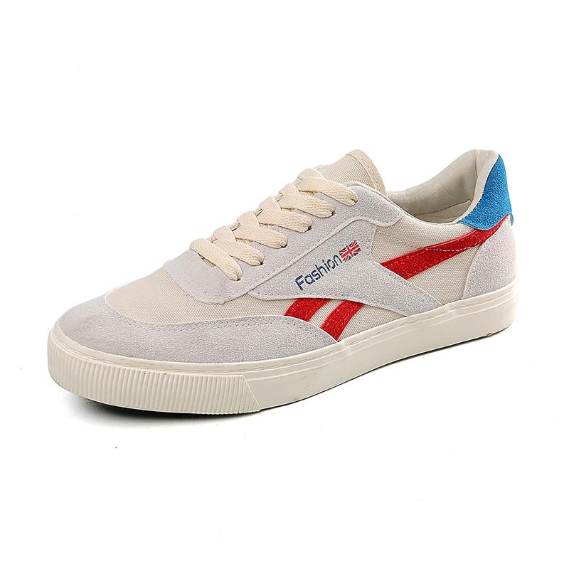 ZENVBNV Uued mehed Sneeakers Paar Kingad Hingavad Mees Casual Shoes - Meeste jalatsid - Foto 6