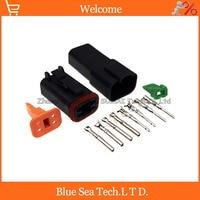 Deutsch DT06-4S und DT04-4P 4Pin Motor wasserdichte elektrische verbinder für auto motorrad  lkw  boote  etc.