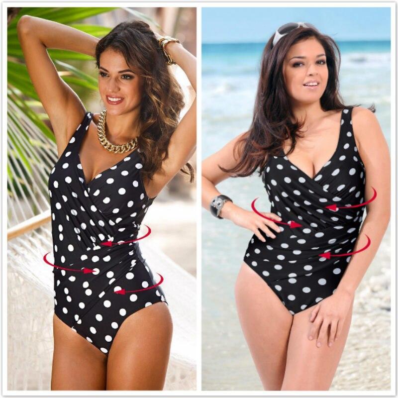 833dfcda1a UMLIFE Tankini Swimsuits Women Plus Size One Piece Set Women Swimsuit  Bodysuit Sexy Maillot De Bain Swimwear Badpakken Vrouwen-in Body Suits from  Sports ...