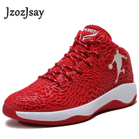 Men   Basketball     Shoes   Breathable Anti-slip   Basketball   Sneakers Men Trainers Lace-up Sports Gym Ankle Boots   Shoes   Basket Homme