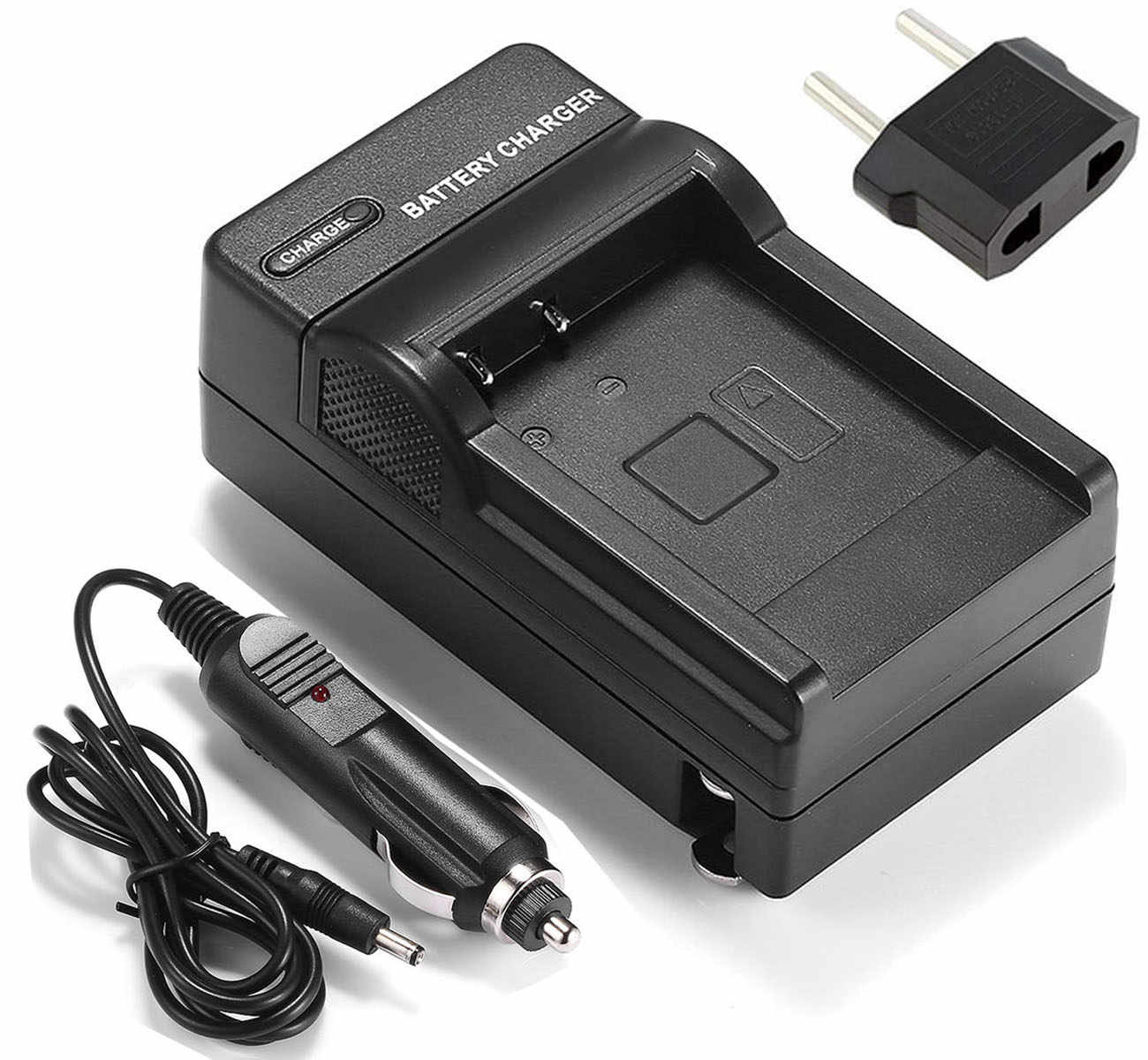 SCD55 SCD34 LCD USB Travel Battery Charger for Samsung SCD33 SCD60 SCD39 SCD67 Digital Video Camcorder