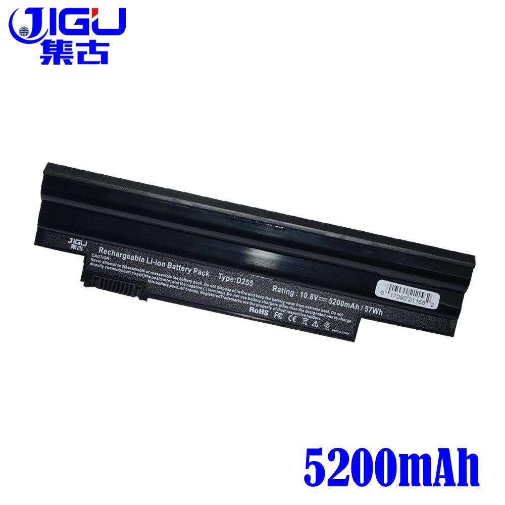 JIGU Battery For Acer Aspire One 522 722 AO522 AOD255 AOD257 AOD260 D255 D257 D260 D270 Happy, Chrome AC700 AL10B31