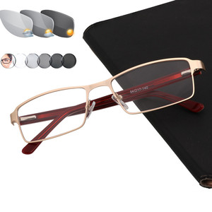 Sun Photochromic Men's Reading