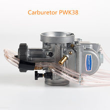 Racing Motorcycle Universal PWK 38mm AIR ATTAQUANT Pour KEIHI Carburetor TRX250R CR250 Carburador