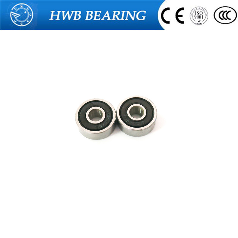 623-2RS 623RS 623 R-1030RS  deep groove ball bearing 3x10x4mm miniature bearing dc cnc machine spindle brushless 400w air cooled spindle motor switching power supply motor driver 55mm clamp er11 cnc parts