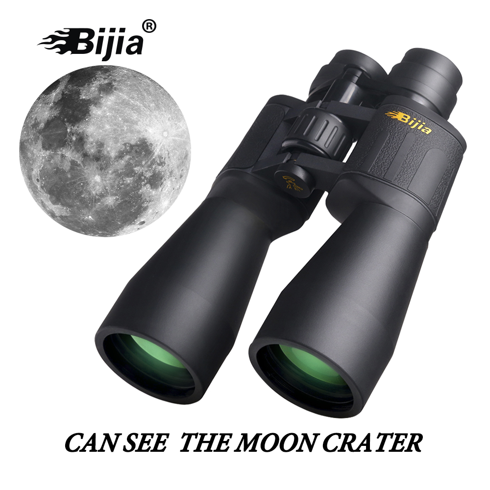 BIJIA 10 180X90 High magnification long range zoom 10 30 times hunting telescope Binoculars HD Professiona