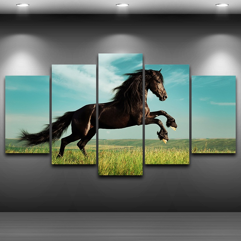Spray Oil Painting Decoration HD Printed Home Decor