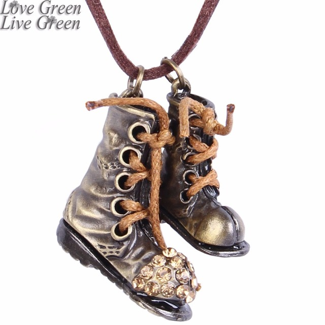 Image result for necklace of shoes pictures
