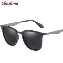 Мужские солнцезащитные очки с поляризацией защитой от УФ лучей