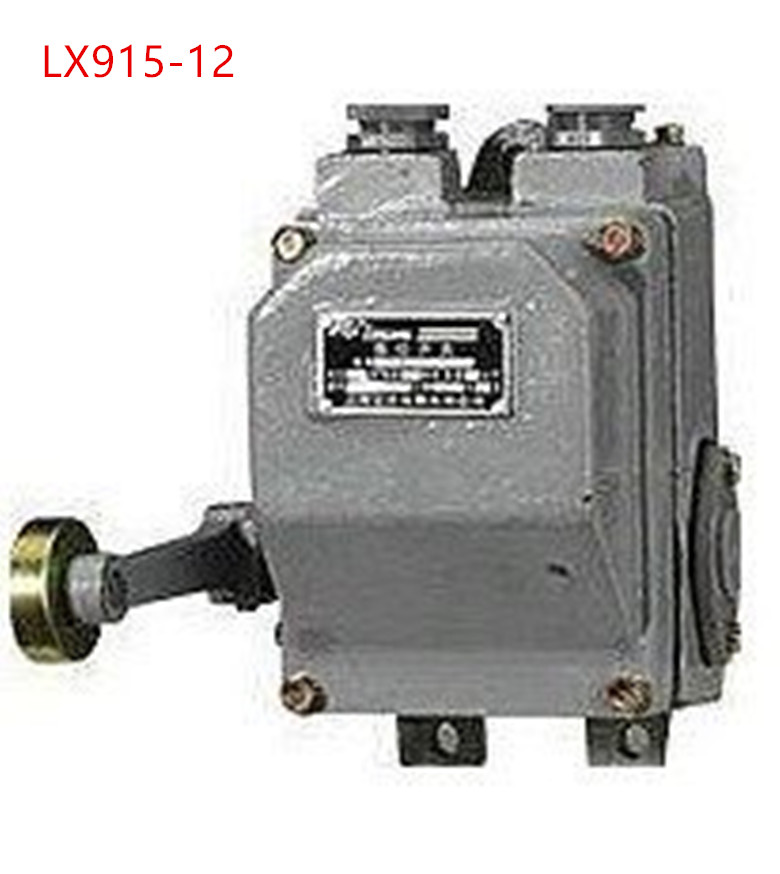 5pcs LX915-12 marine explosion-proof stroke switch LX915 marine explosion-proof stroke switch 4pin 5pins waterproof magnetic explosion proof pushbutton switch kld 28a 5e4 ip65 220v magnetic starter electromagnetic switches