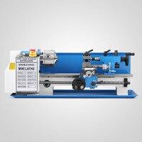 EU in stock Mini Lathe Metalworking Variable Speed Tooling Infinite 550W mini lathe