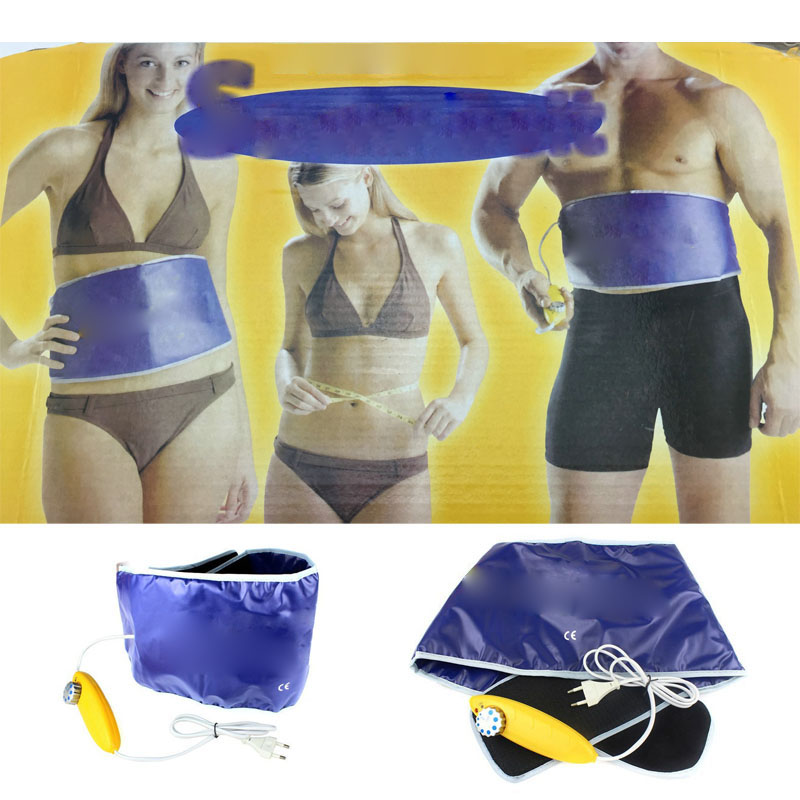 Heating Beauty Slimming Belt Diet Products Health Care Body Wrap Massage Sauna Exercise Belts For Weight Loss Fat Burning Tool