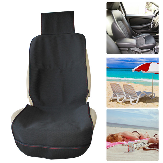 Beach Chair Cover Teal Computer Waterproof Car Seat Seaside Mat Pet Protector Baby Urine Proof Stain Resistant Cushion